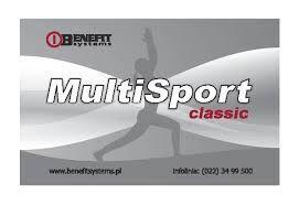 MultiSport classic- FORMA PÓŁNOC/ POŁUDNIE