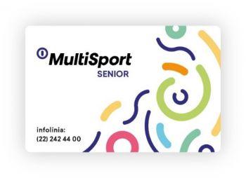 MultiSport Senior Forma Północ/Południe